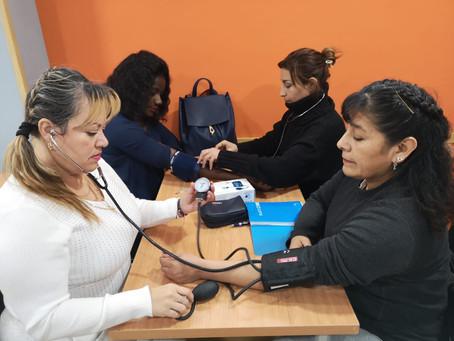 Prácticas dentro del Módulo MF1018 del Certificado de Profesionalidad de Atención Sociosanitaria.