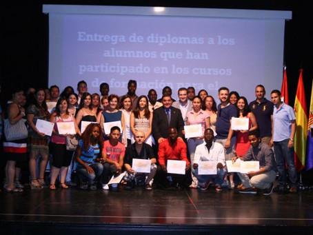 CURSOS DE FORMACIÓN PARA EL EMPLEO – Ayuntamiento de Torrejón de Ardoz