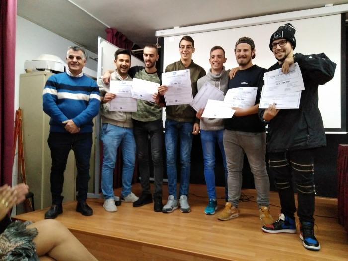 Alumnos Automotive Diplomas