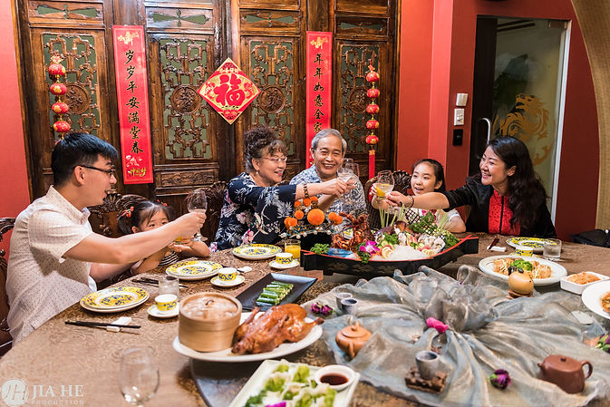 Alibaba - Chinese New Year 2018