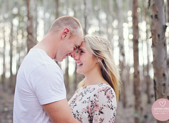 Richard & Chauna's Engagement | Howick