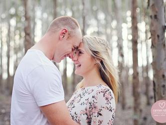 Richard & Chauna's Engagement | Howick