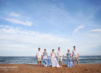 Paul & Amberley's Wedding | La Lucia, Umhlanga KZN
