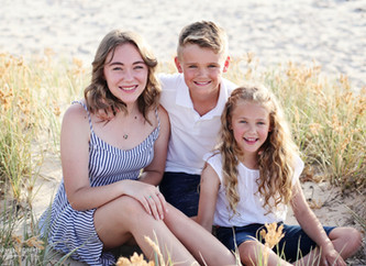 Family beach shoot | Brighton, Adelaide Australia