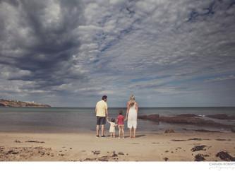 Family beach shoot | Hallett Cove, Adelaide Australia
