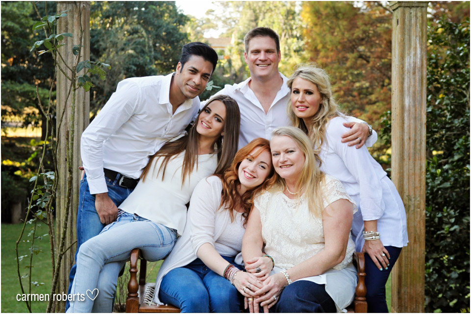 Carmen Roberts Photography, Louw Family
