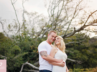 Wade & Dominique's Engagement Shoot | Durban