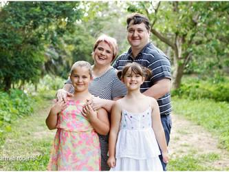Visagie Family shoot | Amanzimtoti