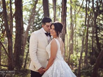 Brett & Angela's Wedding | The Manor Basket Range, Adelaide, Australia