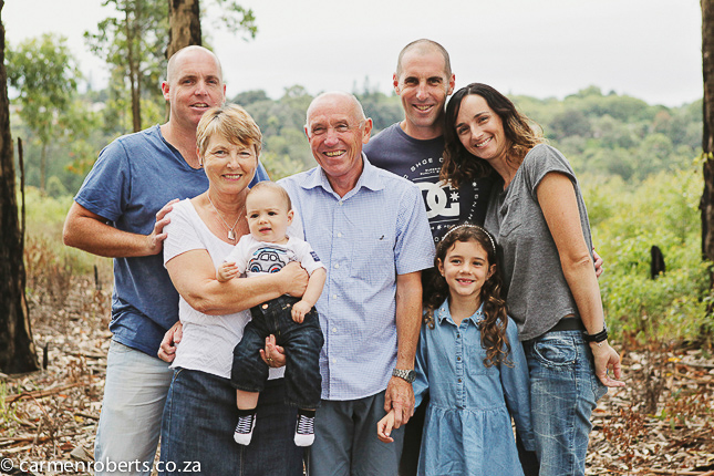 Carmen Roberts Family, Sayer and Killian