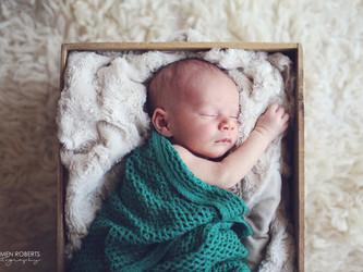 Fletcher's Newborn shoot | Adelaide Australia