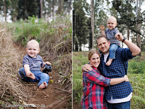 Carmen Roberts Photography, Waller Family