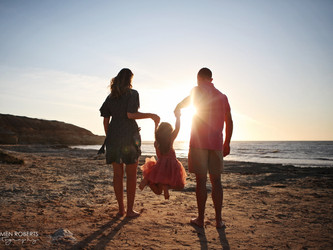 Nel Family beach shoot | Noarlunga, Adelaide, Australia
