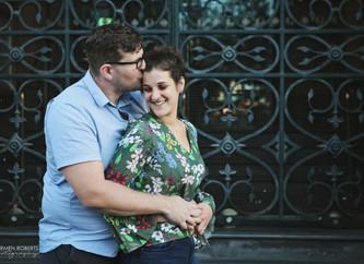 Loukia & Phil's Engagement shoot | Adelaide Australia