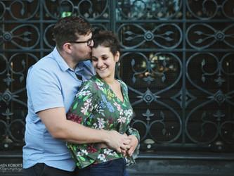 Loukia & Phil's Engagement shoot   Adelaide Australia