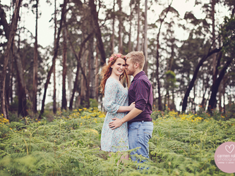 Chadley and Lindy's Engagement | Durban