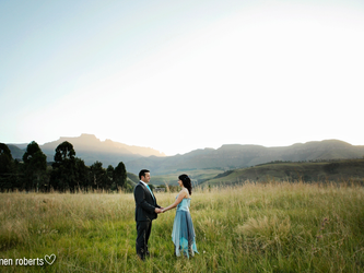 Ryan & Ciske Wedding | Wits End Mountain Resort