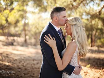 Tanja & Scharl's Wedding | Tipi Lane, Adelaide, Australia