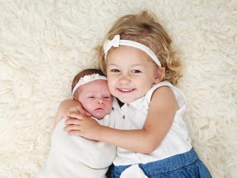 Kiara's newborn shoot | Kloof