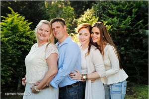 Carmen Roberts Photography, Louw Family