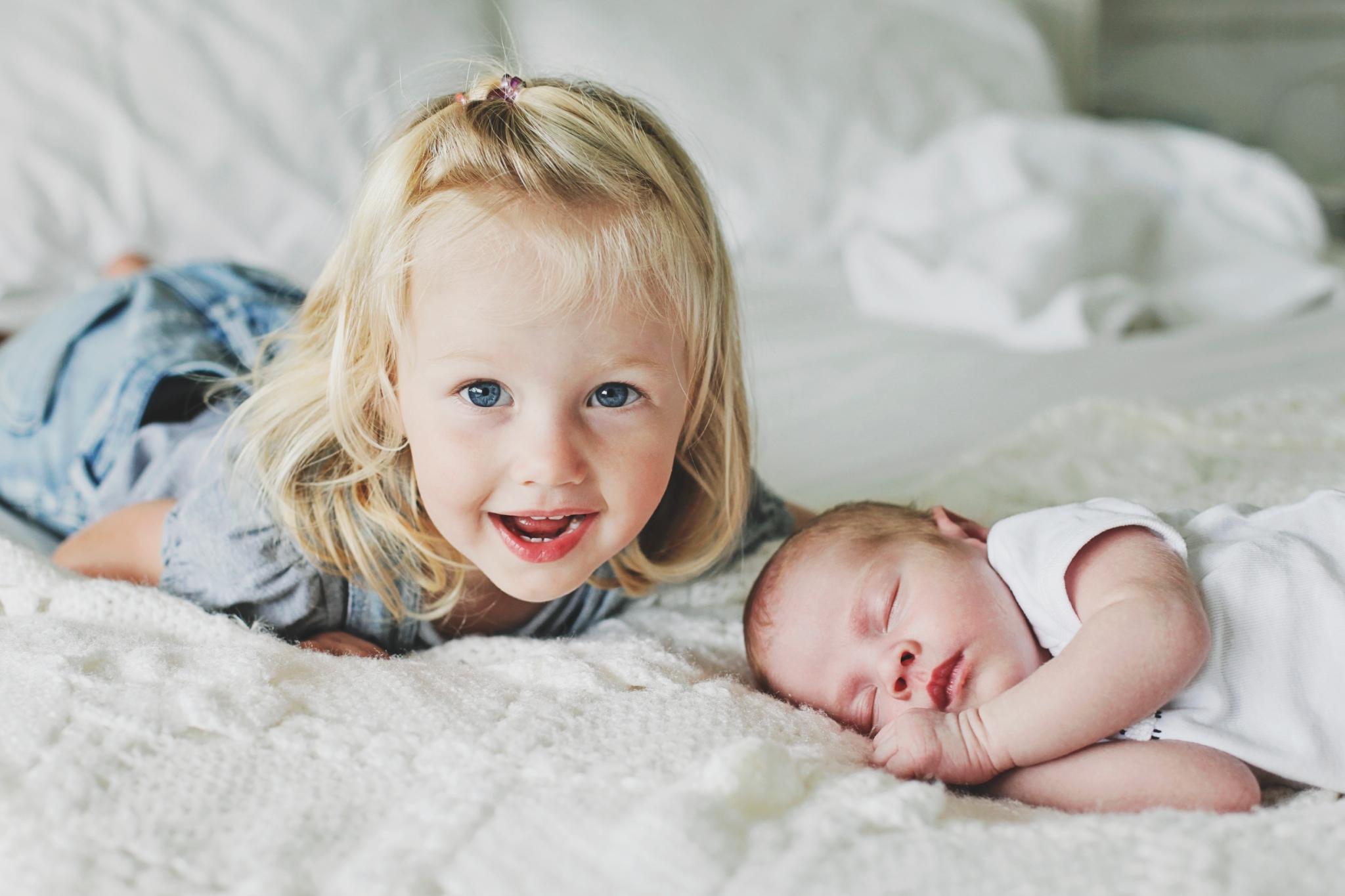 Carmen Roberts, babies