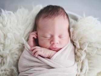 Luca's newborn shoot  | Ballito, KZN
