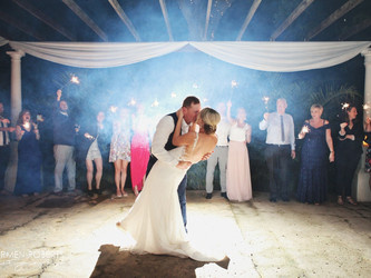 Brad & Robyn's Wedding   Collisheen Estate, Ballito KZN