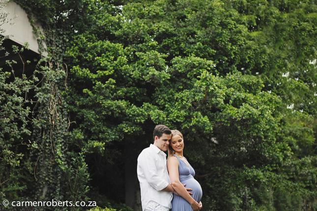 Carmen Roberts Photography, Jason & Bianca preggie