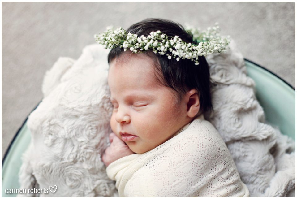 Carmen Roberts Photography, Riley Newborn