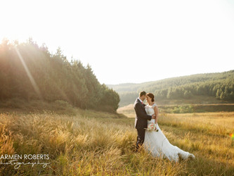 Stuart & Nikki's Wedding | Calderwood Hall, KZN Midlands