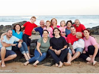 Family Beach Shoot | Amanzimtoti