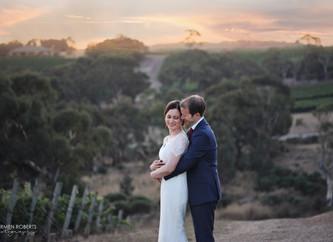 Heather & Matthew's Wedding | Longview Estate, Adelaide Hills, Australia