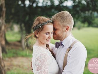 Chadley & Lindy Wedding ~ Corrie Lynn Farm ~ Midlands