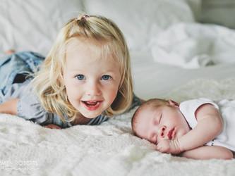 Harry's newborn baby shoot | Durban
