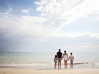 Family beach shoot | Brighton, Adelaide Australia