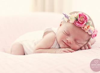 Grace Newborn Shoot | Durban
