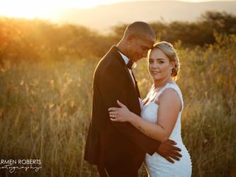 Daniel & Rochelle's Wedding | Tala Game Reserve, KZN