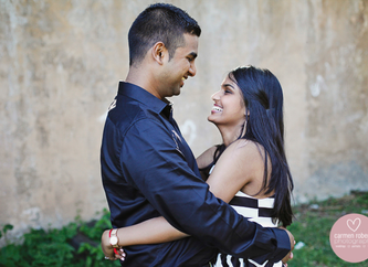 Preston & Prasantham Engagement Shoot | Durban
