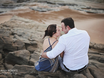 Cindi & Rubanne's engagement shoot  | Ballito