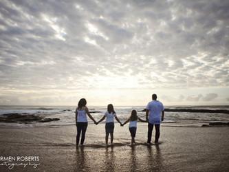 The Nell family beach shoot  | Amanzimtoti