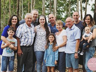 Sayer & Killian Family | Durban