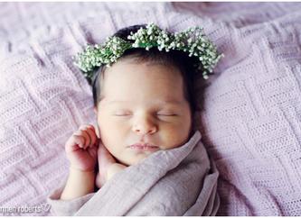 Riley's Newborn Shoot | Durban