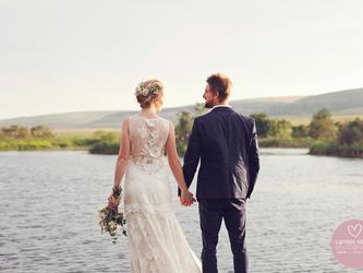 Lance & Georgie's Wedding | Insingizi