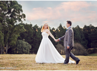 Mark & Shannon Wedding | Calderwood Hall