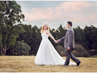 Mark & Shannon Wedding | Calderwood Hall