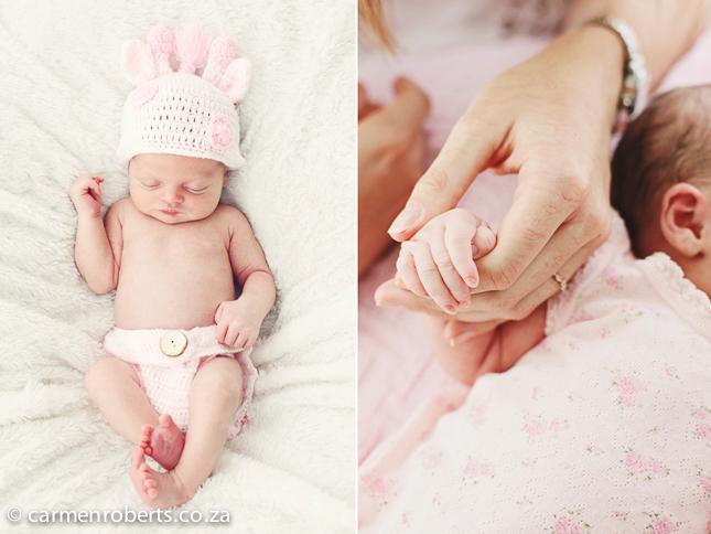 Carmen Roberts Photography, Grace Newborn