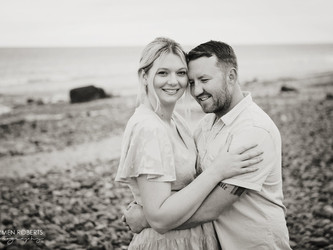 Casey & Scott's beach shoot | Hallett Cove, Adelaide Australia