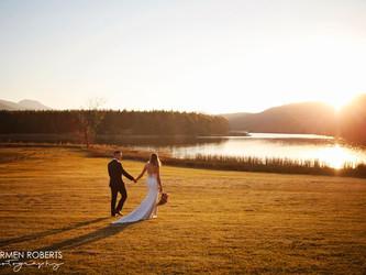 Ciaran & Brittany's wedding | Crystal Barn, KZN Midlands