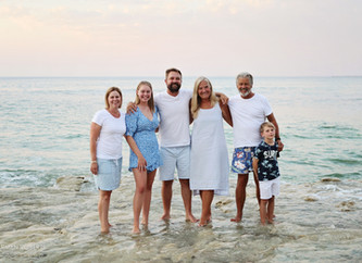 Parton Family beach shoot | Noarlunga, Adelaide, Australia