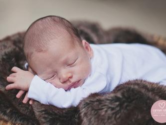 Spencer's Newborn Shoot | Ballito